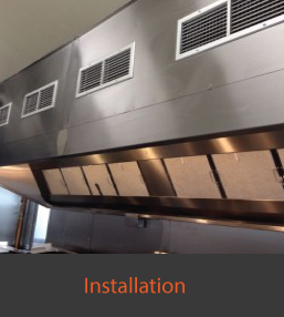 Catering Equipment Installation Settle