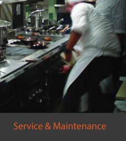 Service & Maintenance Settle