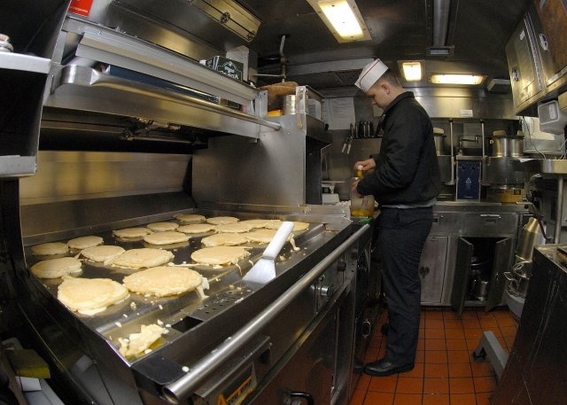 commercial kitchen fabrication service