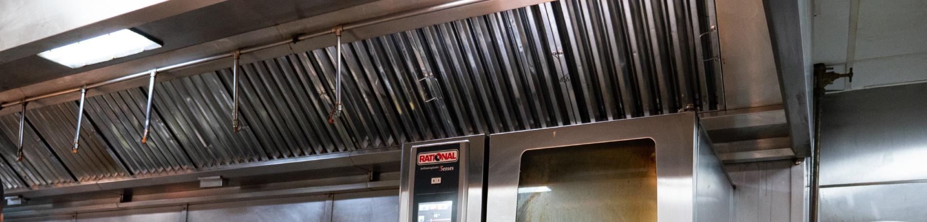 Commercial Ventilation Equipment Service Maintenance