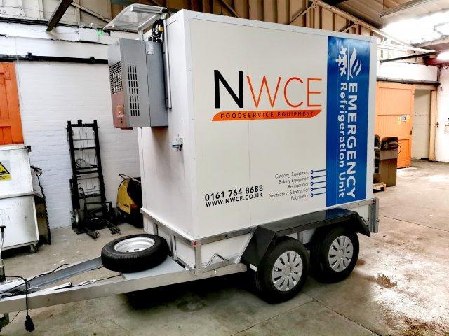 emergency refrigeration units