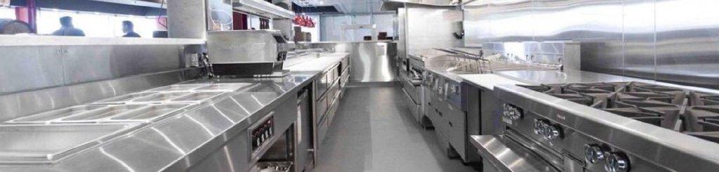 stainless steel industrial kitchen equipment