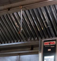 Kitchen ventilation south west