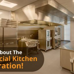 Let's Talk About The Commercial Kitchen Refrigeration! - NWCE