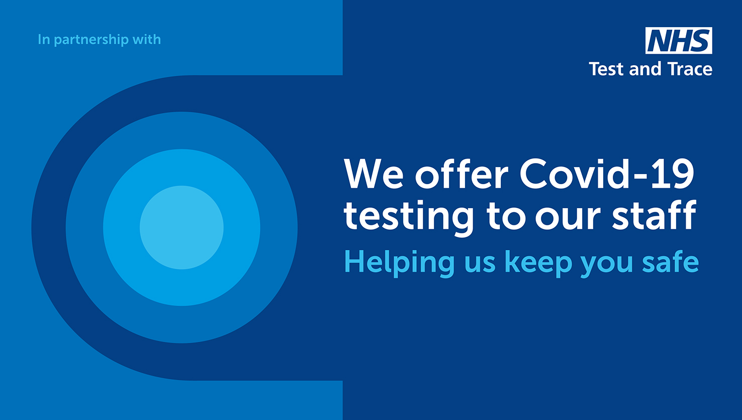 Foodservice equipment covid testing